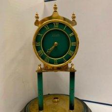 Relojes de carga manual: RELOJ DE SOBREMESA KUNDO SIN CUPULA DE CRISTAL. LEER DESCRIPCION Y VER FOTOS. PARA RESTAURAR. Lote 253884270