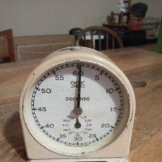 Relojes de carga manual: CRONÓMETRO DE SOBREMESA SMITHS TIMER SECONDS- MADE IN ENGLAND. Lote 254264245