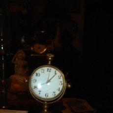 Relojes de carga manual: MUY BONITO RELOJ DE BOLA. Lote 254683620
