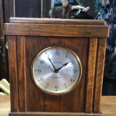 Relojes de carga manual: RELOJ HUCHA DEL BANCO VITALICIO. Lote 257423610