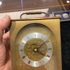 Relojes de carga manual: BONITO RELOJ DE SOBREMESA. Lote 257438370