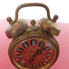 Relojes de carga manual: RELOJ DESPERTADOR BLESSING. Lote 257444030