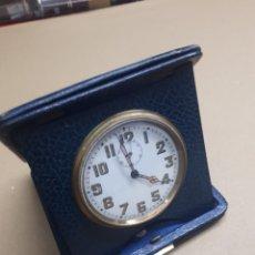 Relojes de carga manual: RELOJ DE VIAJE 8 DIAS. FUNCIONA. Lote 257651475