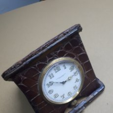 Relojes de carga manual: RELOJ DE VIAJE 8 DIAS. MARCA MACKAY & CHISHOLM. EDIMBURGH. Lote 257653330