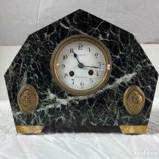 Relojes de carga manual: RELOJ DE PIEDRA DE SOBREMESA FRANCES. Lote 258784400