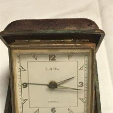 Relojes de carga manual: RELOJ DESPERTADOR DE VIAJE. Lote 260512920