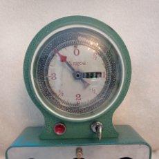 Relojes de carga manual: ANTIGUO RELOJ DE BILLAR, MARCA ARGOS, AÑOS 70.. Lote 262387610