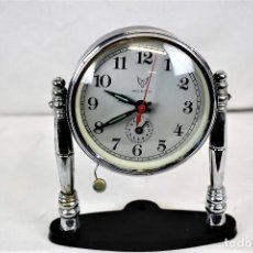 Relojes de carga manual: RELOJ DESPERTADOR FABRICADO EN CHINA AÑOS 60. Lote 262462740