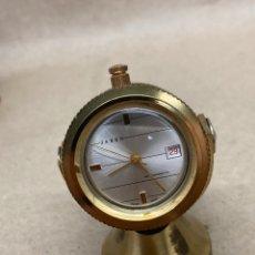 Relojes de carga manual: RELOJ SOBREMESA JSBEN CARGA MANUAL. Lote 262552285