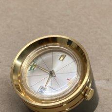 Relojes de carga manual: RELOJ JAGUAR CARGA MANUAL BRONCE. Lote 262556100