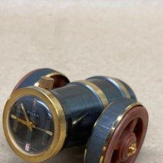 Relojes de carga manual: RELOJ SOBREMESA BULER BRONCE. Lote 262560385