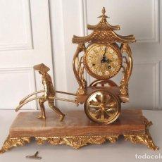 Relojes de carga manual: ANTIGUO RELOJ ESTILO ORIENTAL. Lote 262585115