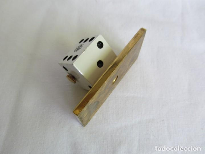 Relojes de carga manual: Reloj Isben de sobremesa a cuerda forma de dado Publicidad Butano - Foto 8 - 262911255