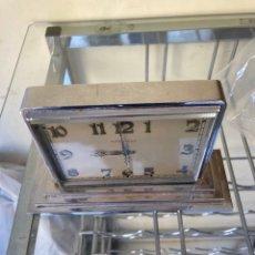Relojes de carga manual: LONGINES DE SOBREMESA 8 DÍAS CUERDA, FUNCIONA PERFECTAMENTE. Lote 262992265