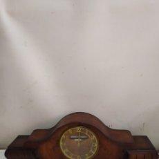 Horloges à remontage manuel: IMPRESIONANTE RELOJ CARRILLÓN DE SOBREMESA CON CALENDARIO RARÍSIMO. Lote 264273896