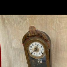 Horloges à remontage manuel: BONITO Y ANTIGUO RELOJ DE SOBREMESA!. Lote 265651834