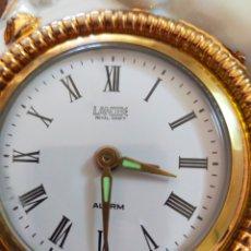 Relojes de carga manual: ANTIGUO RELOJ DE SOBREMESA MARCA LANDEX ROYAL CRAFT. Lote 266257093