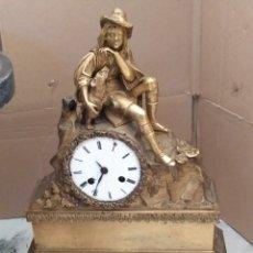 Horloges à remontage manuel: IMPRESIONANTE RELOJ PRIMER IMPERIO DE 1820 BRONCE. Lote 267395924