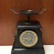 Relojes de carga manual: RELOJ ANTIGUO SOBREMESA. Lote 268987819
