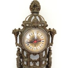 Relojes de carga manual: RELOJ DE SOBREMESA ALEMAN. Lote 268994234