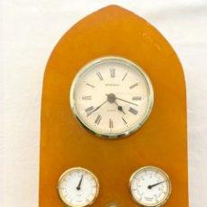 Relojes de carga manual: RELOJ MÁRMOL ARTDECO. Lote 269002799