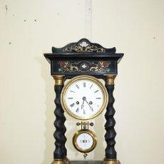 Relojes de carga manual: RELOJ PÓRTICO ANTIGUO ESTILO NAPOLEÓN III. Lote 269187906