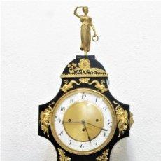 Relojes de carga manual: RELOJ ANTIGUO VIENÉS – AUSTRÍACO DE ESTILO BIEDERMEIER. Lote 270909088