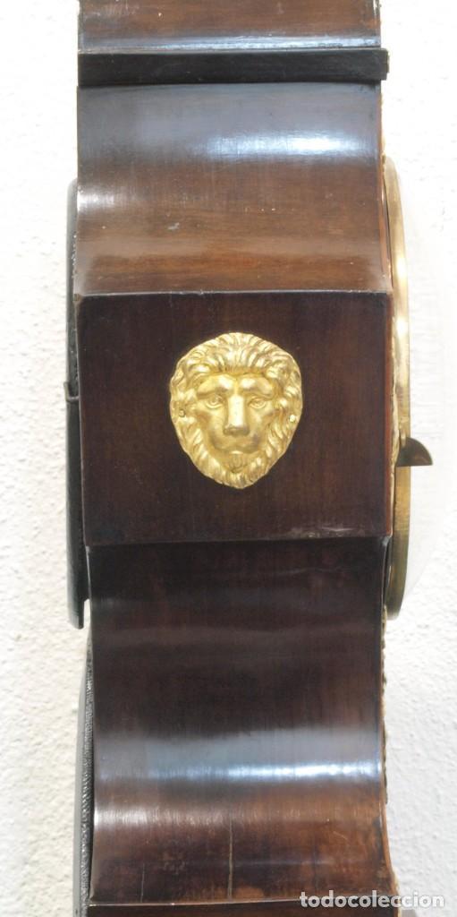 Relojes de carga manual: Reloj antiguo Vienés – austríaco de estilo Biedermeier - Foto 16 - 270909088
