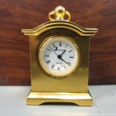Relojes de carga manual: RELOJ MINIATURA 43X35 MM. Lote 272251978