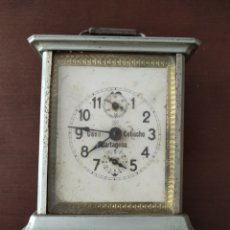 Relojes de carga manual: ANTIGUO RELOJ, CASA COBACHO, CARTAGENA. Lote 275478578