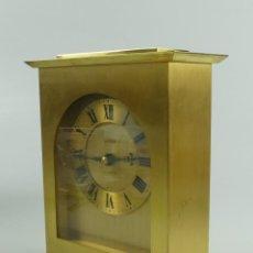 Orologi di carica manuale: VINTAGE RELOJ SOBREMESA MARCA ANGELUS QUARTZ SWIZA. Lote 275518148