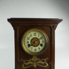 Horloges à remontage manuel: ANTIGUO RELOJ SOBREMESA CARILLON, JUNGHANS PRINCIPIOS DE SIGLO XX BONITOS DETALLES. Lote 275518233