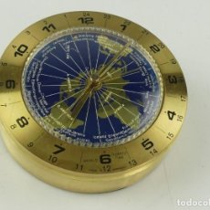 Orologi di carica manuale: RELOJ ALEMAN CON HORARIO MUNDIAL. Lote 275519323