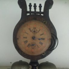 Orologi di carica manuale: ANTIGUISIMA RELOJ DESPERTADOR DE SOBREMESA. Lote 276145613