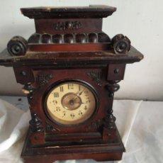 Horloges à remontage manuel: ANTIQUÍSIMO RELOJ MUSICAL PARA RESTAURAR. Lote 276150843