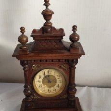 Horloges à remontage manuel: ANTIQUÍSIMO RELOJ ALFONSINO MUSICAL FUNCIONA. Lote 276154308