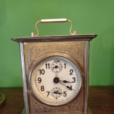 Orologi di carica manuale: RELOJ CARRUAJE JUNGHAS, WURTTEMBERG B26,PARA REPARACIÓN, ESTÁ COMPLETO,.. Lote 276456998