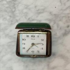 Horloges à remontage manuel: DESPERTADOR DE VIAJE (NO FUNCIONA). Lote 276680278