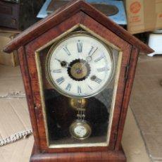 Relojes de carga manual: ANTIGUO RELOJ. Lote 276782278