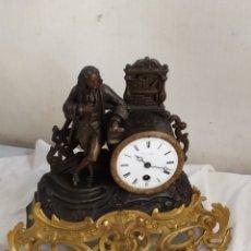 Relojes de carga manual: RELOJ ANTIGUO FRANCÉS DEL SIGLO XIX. Lote 276909398