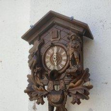 Relojes de carga manual: RELOJ CUCU DE COLGAR. Lote 277026068