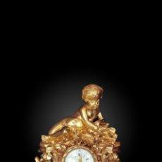 Relojes de carga manual: RELOJ FRANCÉS S.XIX. Lote 277051118