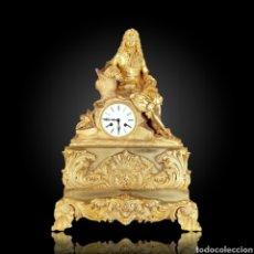 Relojes de carga manual: RELOJ FRANCÉS S.XIX. Lote 277056268