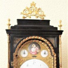 Relojes de carga manual: RELOJ DE SOBREMESA AUSTRÍACO DE FINALES DEL SIGLO XVIII. Lote 277057693