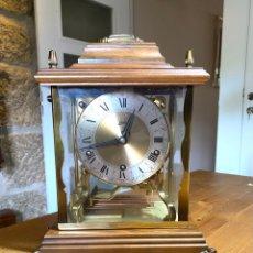 Relojes de carga manual: RELOJ CARRILLON SCHATZ. Lote 277130083