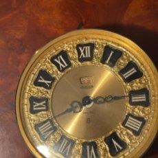Relojes de carga manual: RELOJ DE VIAJE - JAEGER LE COULTRE RECITAL 8 COLORES ORO - SEGUNDA MITAD DEL SIGLO XX. Lote 277464683