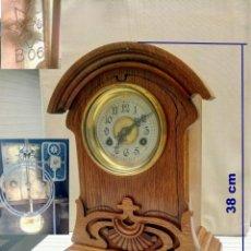 Relojes de carga manual: RELOJ DE SOBREMESA DE ESTILO ART DECO CON MÁQUINA JUNGHANS B06.. Lote 277760588