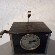 Relojes de carga manual: ANTIGUO RELOJ DE FICHAR. Lote 278442433