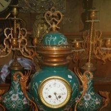 Relojes de carga manual: RELOJ FRANCES. Lote 278840703