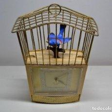 Relojes de carga manual: RELOJ DESPERTADOR MUSICAL BIRD SONG. Lote 278923853
